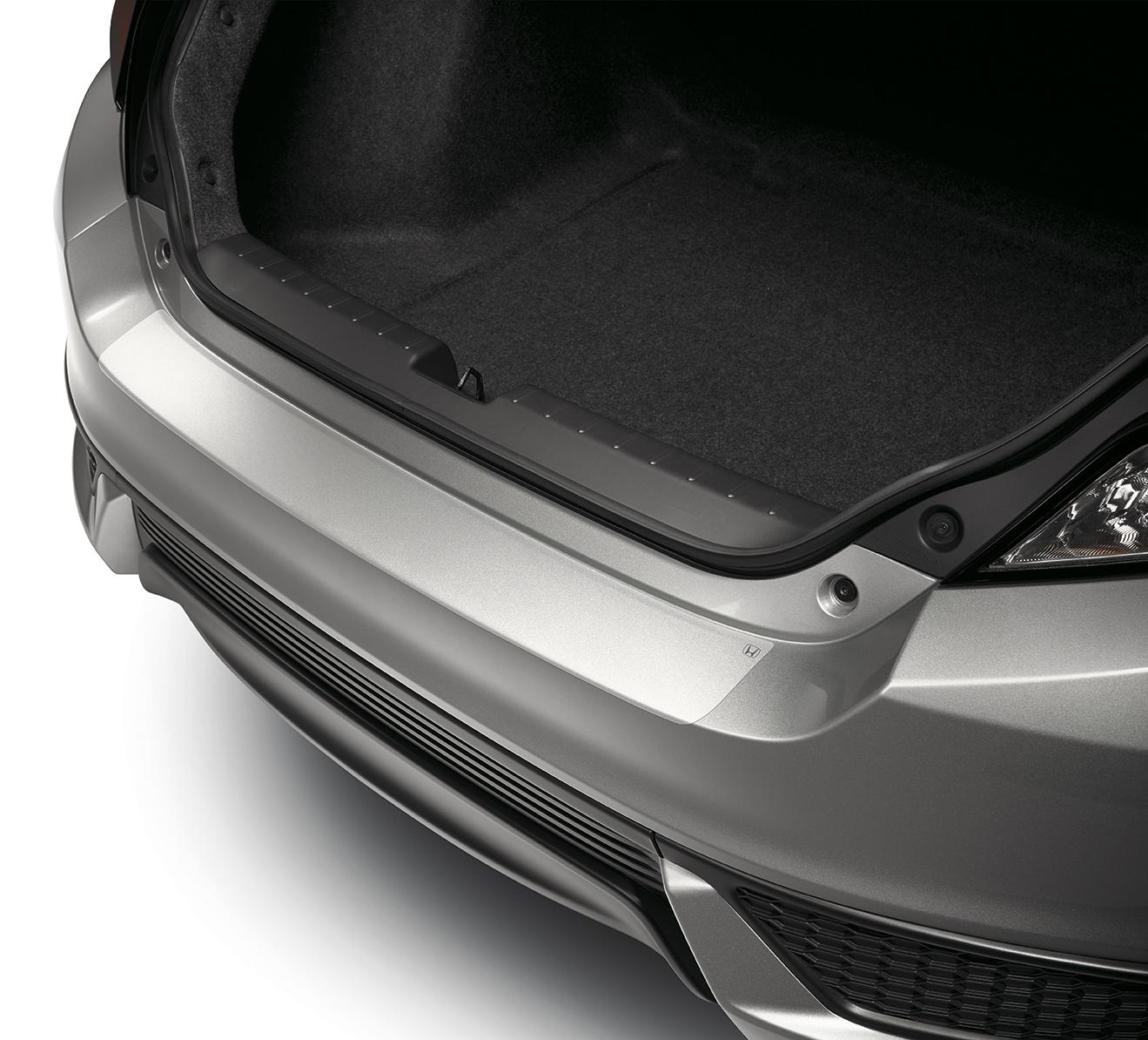 2016-2018 Honda Civic 2dr Bumper Applique - 08P48-TBG-100