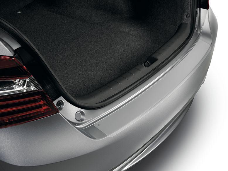 honda clarity rear bumper applique p trt