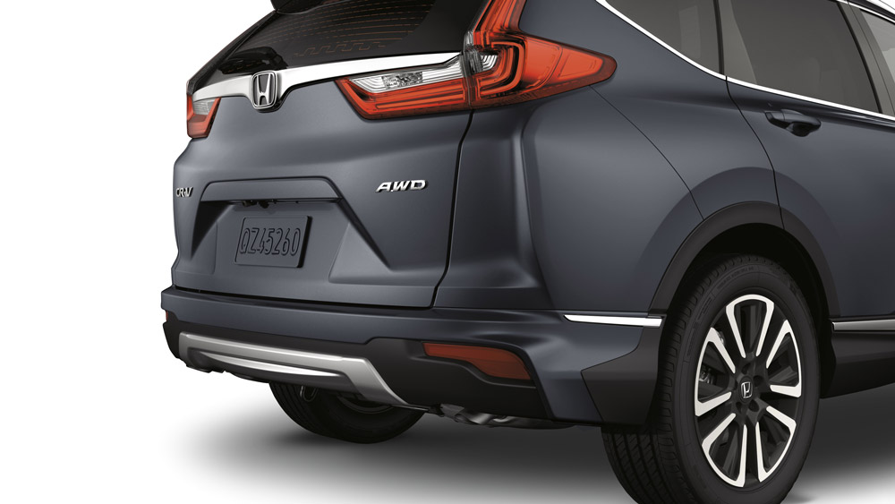 2017 Honda Accord White >> 2017-2019 Honda CR-V Rear Sport Bumper (except Touring ...