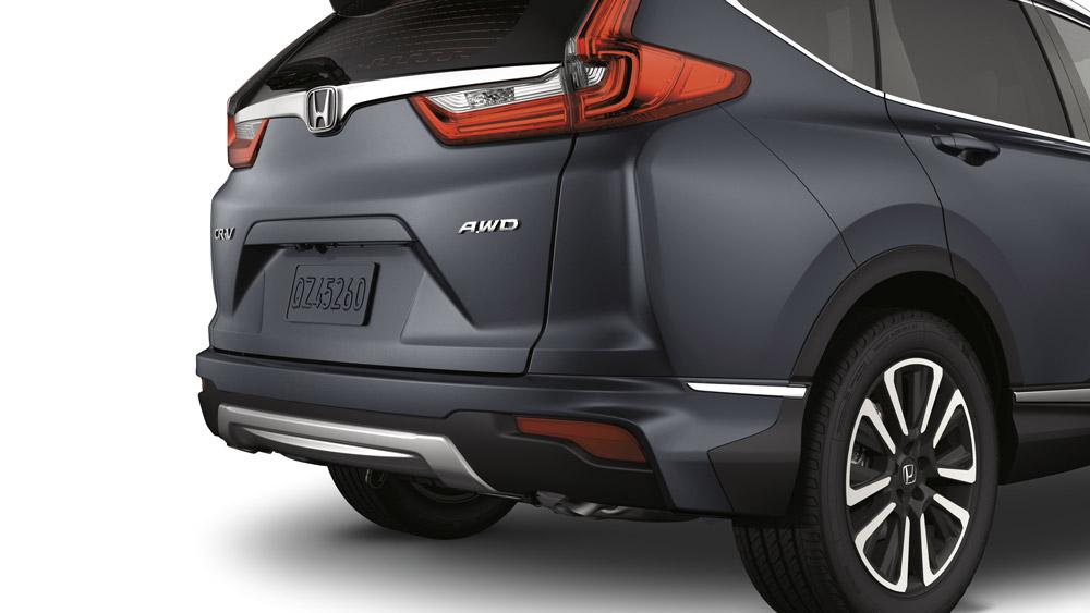 2017 2018 Honda Cr V Rear Sport Bumper Except Touring
