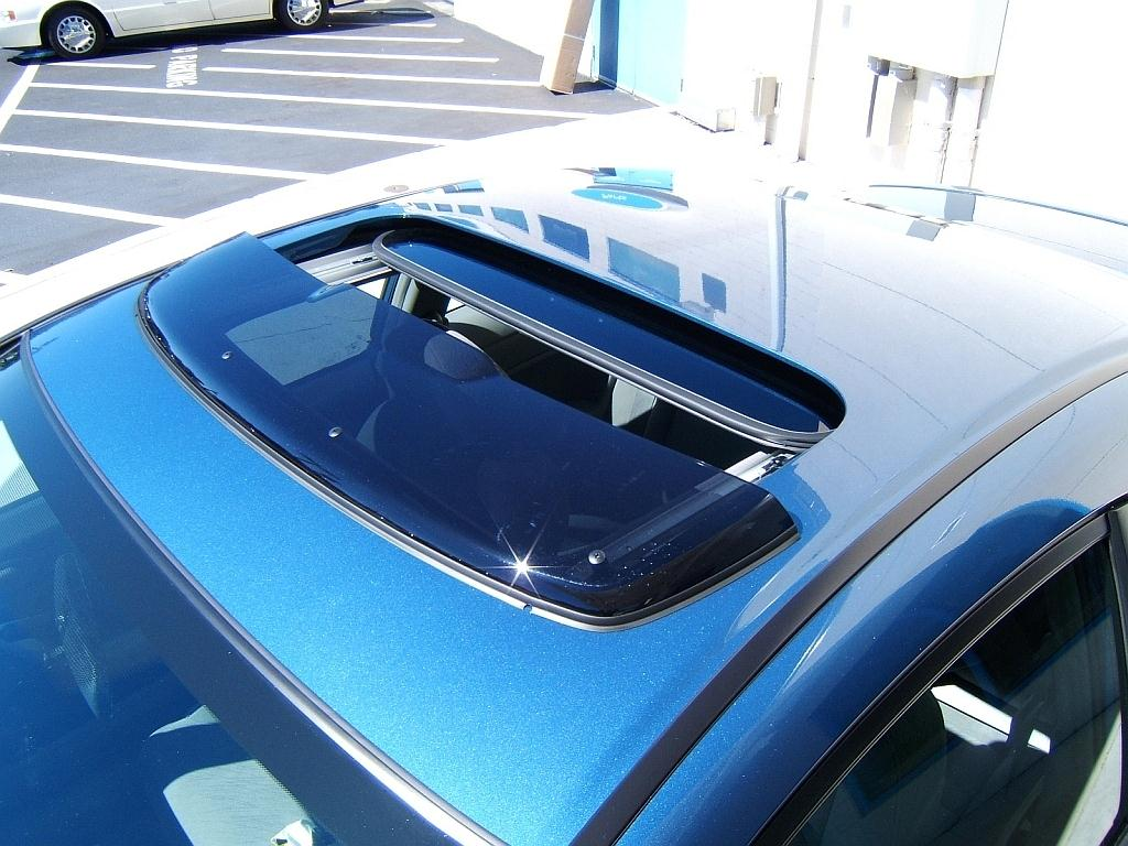 2006 2011 Honda Civic 2dr Moonroof Visor 08r01 Sva 101
