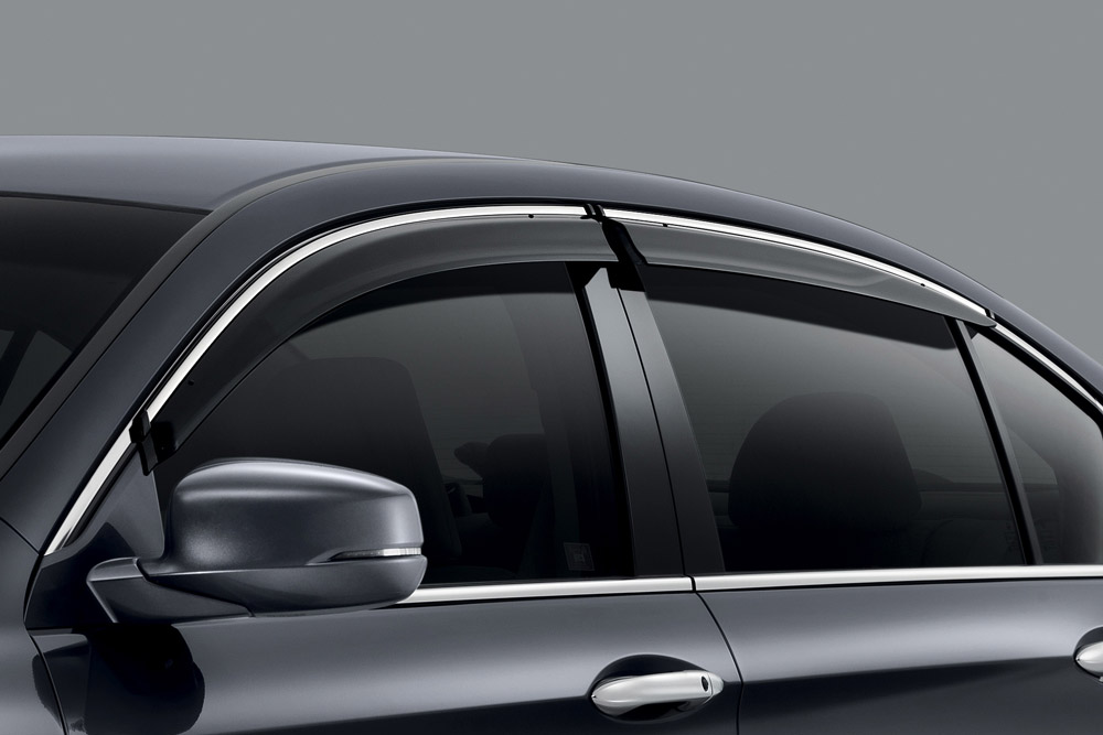 2014 Honda Accord For Sale >> 2013-2017 Honda Accord 4dr Door Visors - 08R04-T2A-100