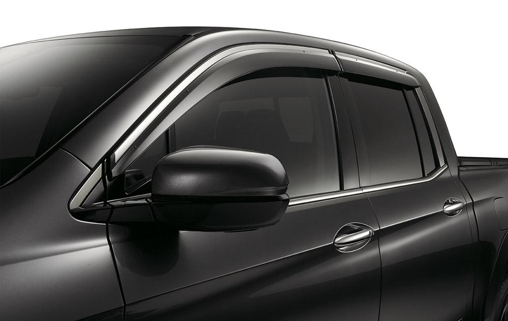 2017 Honda Crv For Sale >> 2017-2019 Honda Ridgeline Door Visors - 08R04-T6Z-100