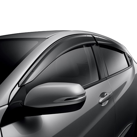 Build Honda Accord >> 2016-2019 Honda HR-V Door Visors - 08R04-T7S-100