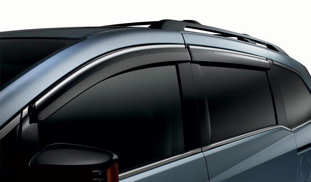 2011-2017 Honda Odyssey Door Visors - 08R04-TK8-100A