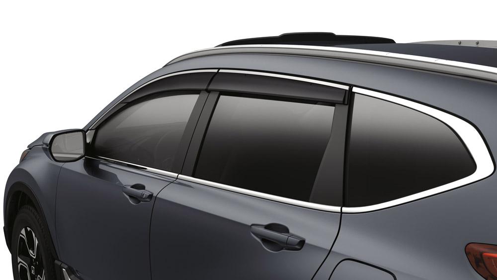 2017 2018 Honda Cr V Door Visors 08r04 Tla 100