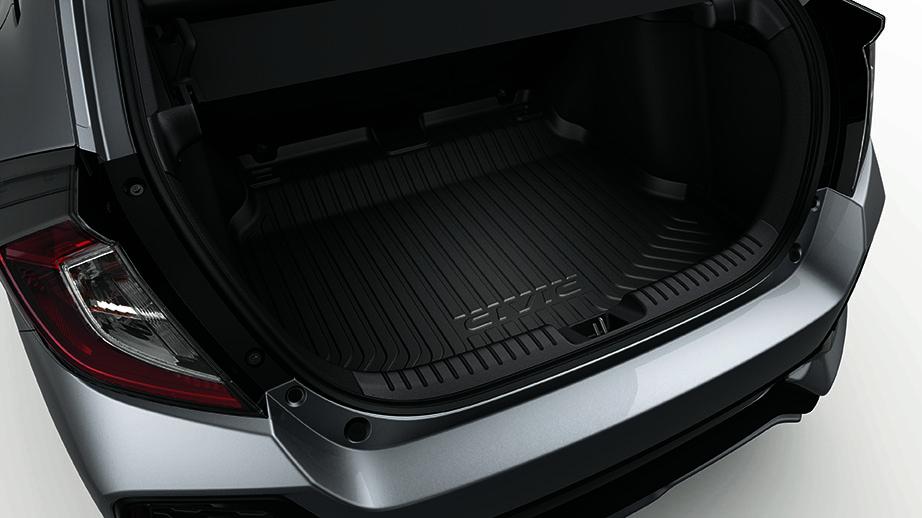 Honda Civic Floor Mats >> 2017-2018 Honda Civic Hatchback Cargo Tray - 08U45-TGG-100