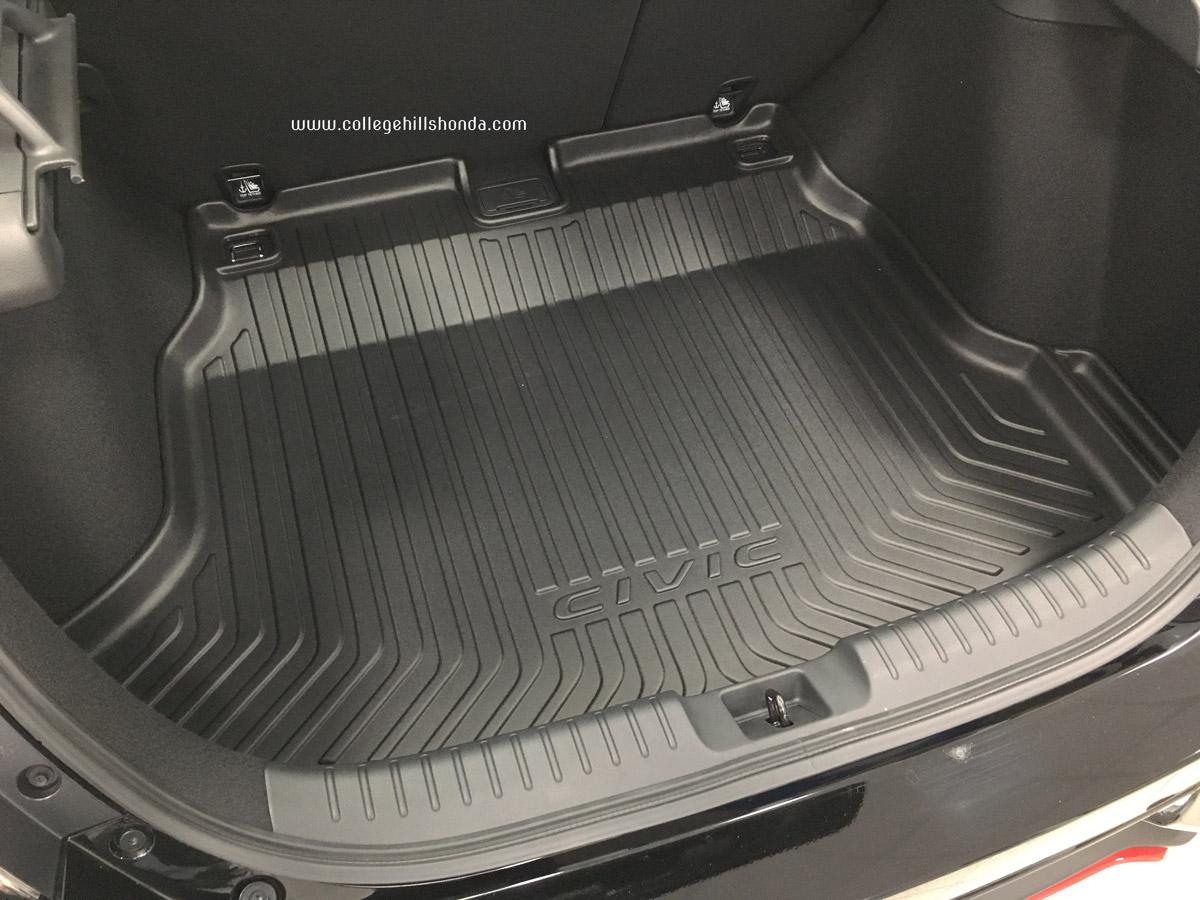 honda civic hatchback cargo tray  tgg