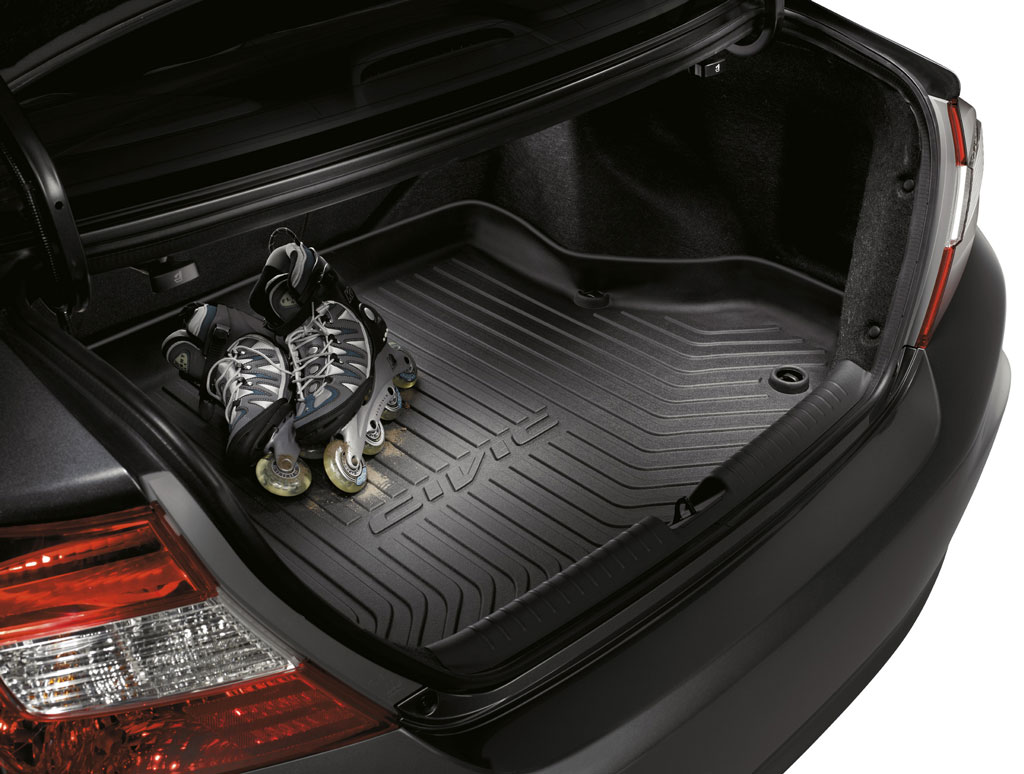 2012 2015 Honda Civic Trunk Tray 08u45 Tr0 100