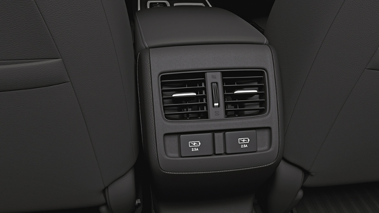 2017 Honda Fit Ex L >> 2018-2020 Honda Accord USB Charger Kit 2.5A (Vent) - 08U57 ...