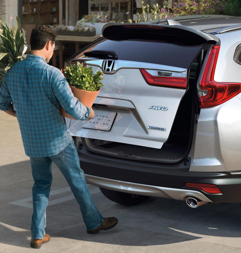 2017 Honda Crv For Sale >> 2017-2018 Honda CR-V Hands-Free Power Tailgate Sensor ...