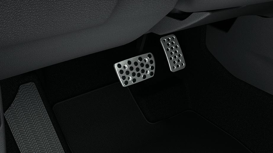 Honda Pilot Models >> 2017-2018 Honda Civic Hatchback Sport Pedals (A/T) - 08U74-TEA-100