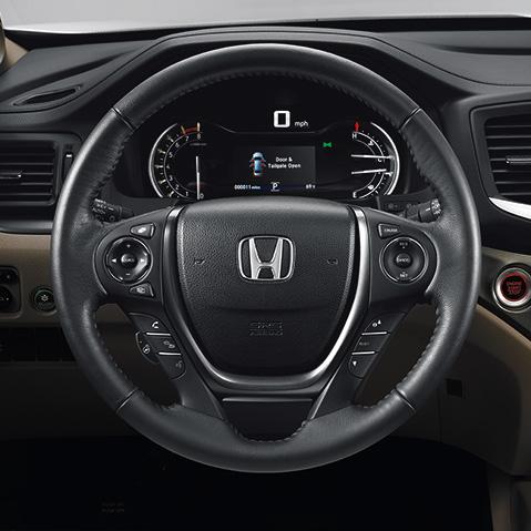 Genuine Honda Heated Steering Wheel - 08U97-TG7-110