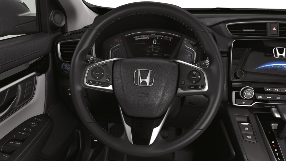 2017 2018 Honda Cr V Heated Steering Wheel 08u97 Tla 110