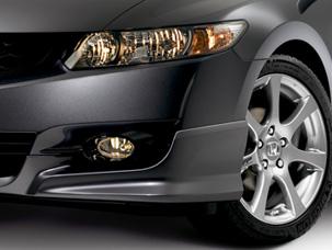 2009 2011 Honda Civic 2dr Fog Light Kit 08v31 Sva