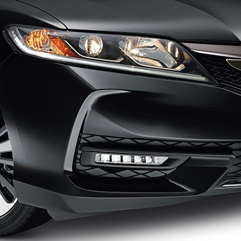 2016-2017 Honda Accord 2dr LED Fog Light Kit - 08V31-T3L-100C