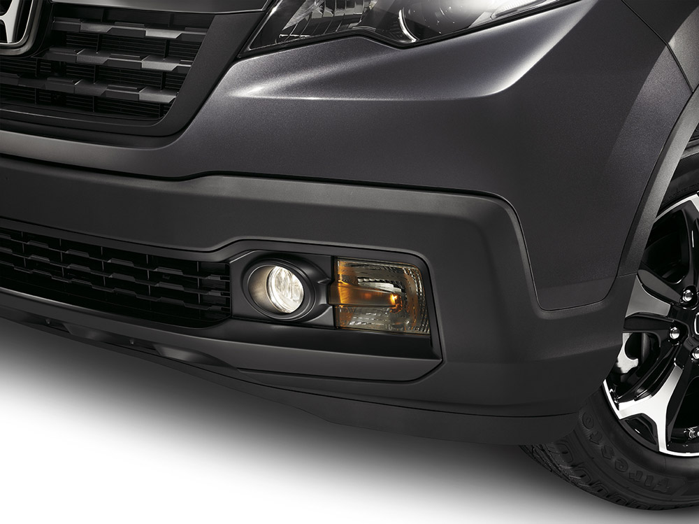 2017-2019 Honda Ridgeline Fog Light Kit - 08V31-T6Z-100A