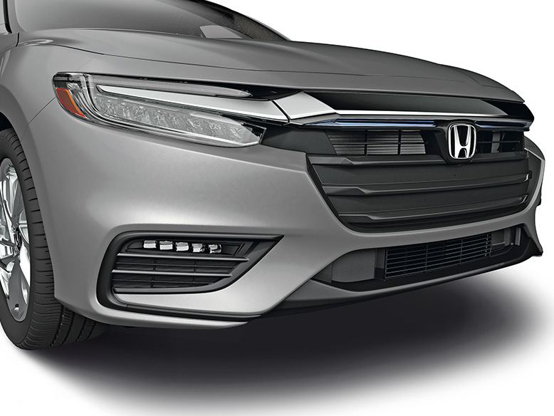 Honda State College >> 2019-2020 Honda Insight LED Fog Light Kit - 08V31-TXM