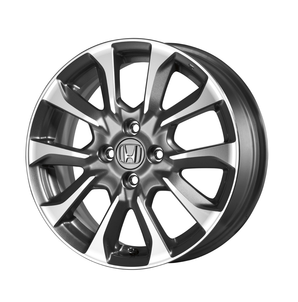 "Used Honda Crosstour >> 2015-2019 Honda Fit 16"" Machined Alloy Wheels (each ..."