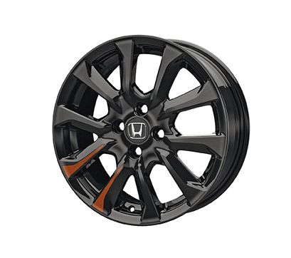 2015 2019 Honda Fit 16 Quot Black Alloy Wheels Each 08w16