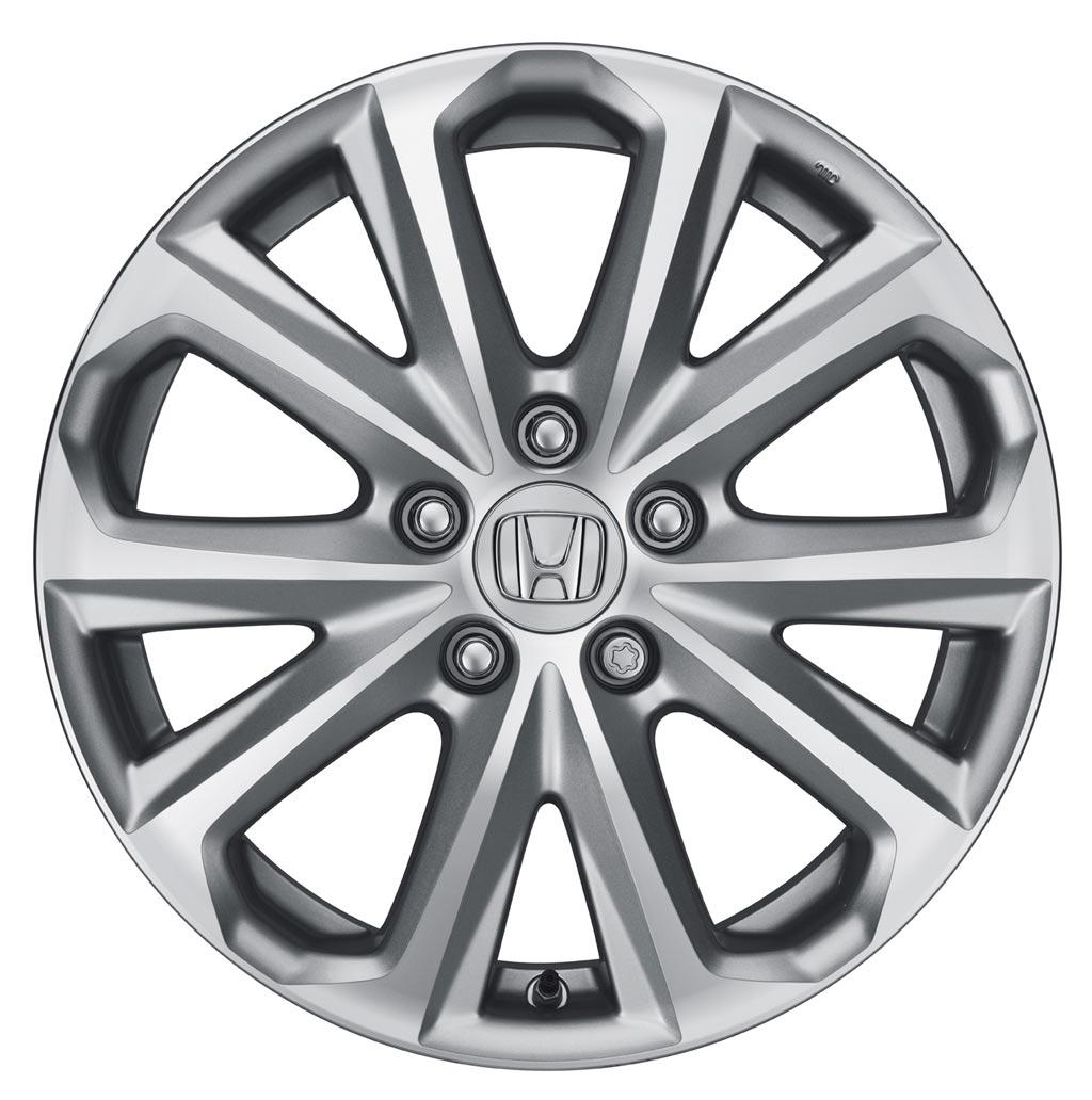 honda cr    spoke alloy wheel   ta