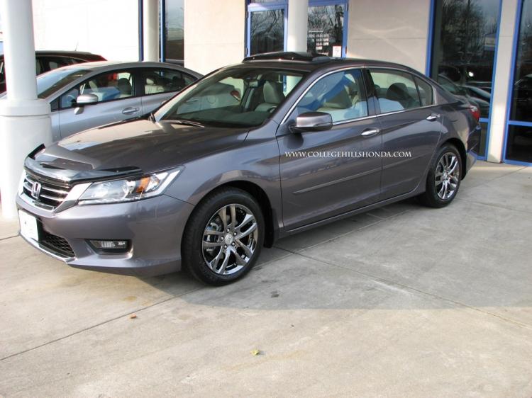 Honda 08w17 T2a 100 Chrome Look Rims Drive Accord Honda