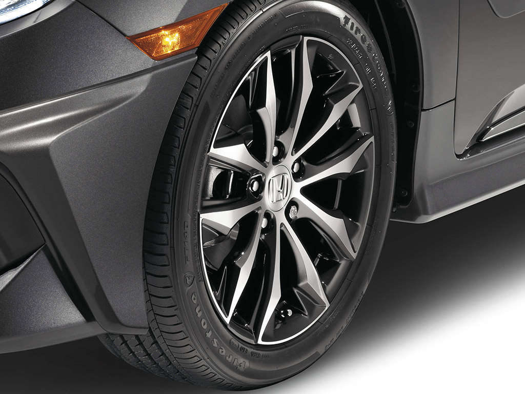 honda civic  wheels   tba