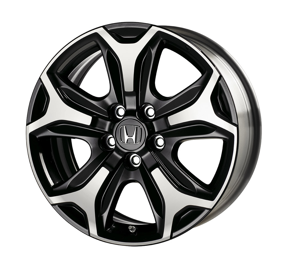 "Honda 18"" Machined & Painted Alloy Wheels (each) - 08W18-T6Z-100"