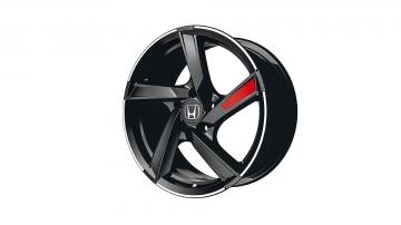 18 Black Alloy Wheel (each)