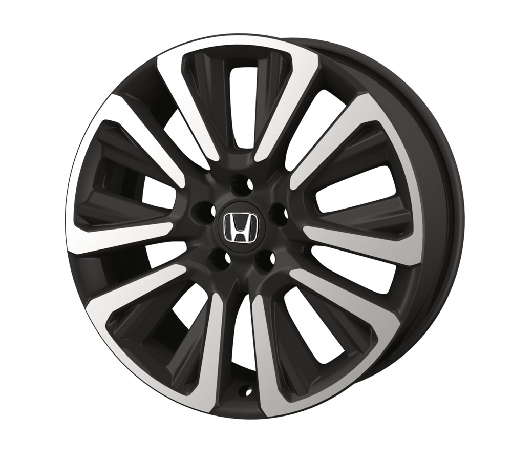 "2017-2018 Honda CR-V 19"" Diamond Cut Alloy Wheel (each ..."