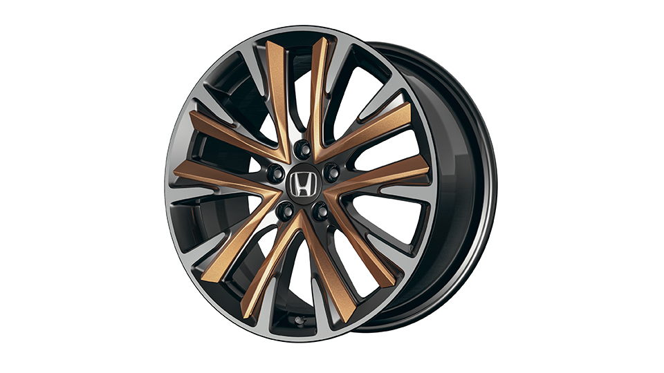 honda accord bronze wheel accent   tva