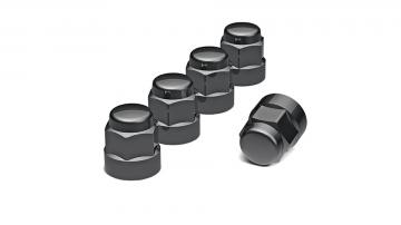 Black Lug Nuts (Pack of 4)