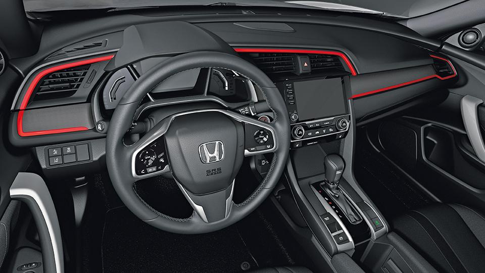 honda interior tba trim kit civic company 2021 motor american