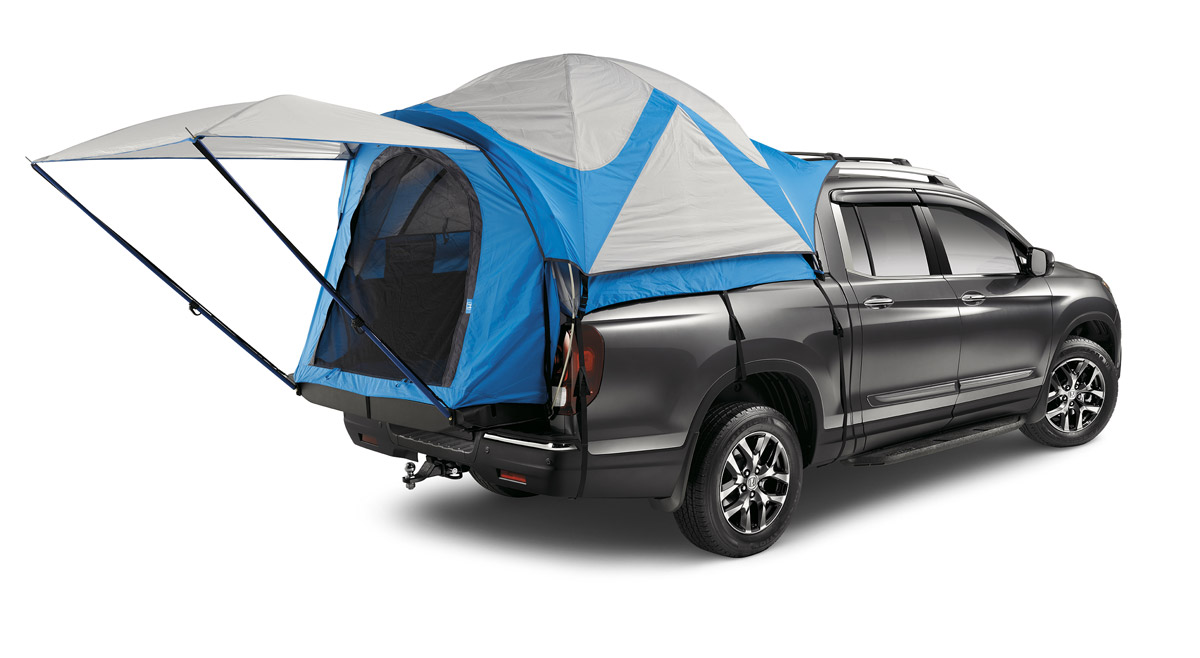 2014 Honda Accord For Sale >> 2017-2019 Honda Ridgeline Bed Tent - 08Z04-T6Z-100A