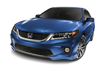 Genuine Honda Accord Coupe Accessories