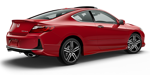 2017 Honda Accord White >> 2016-2017 Honda Accord 2dr Rear Underbody Spoilers - 08F03 ...