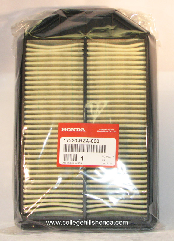 Honda Civic 2007 For Sale >> 2007-2009 Honda CR-V Air Filter - 17220-RZA-000