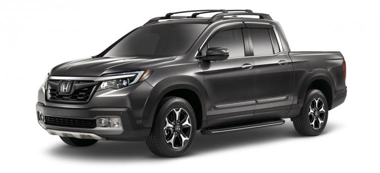 2017 2019 Honda Ridgeline Front Skid Plate Garnish 08p46 T6z 100
