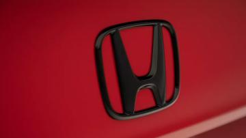 Gloss Black H-Mark & Civic Emblems