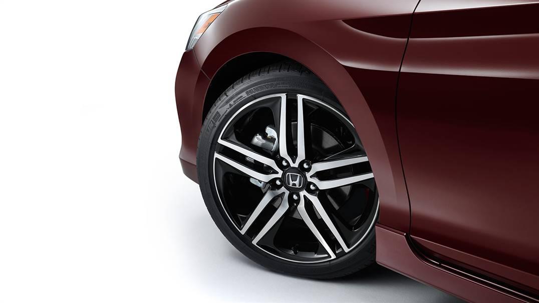 "2013 Honda Accord For Sale >> 2013-2017 Honda Accord 19"" 5-Spoke Slotted Wheels (each) - 42700-T2A-KIT"