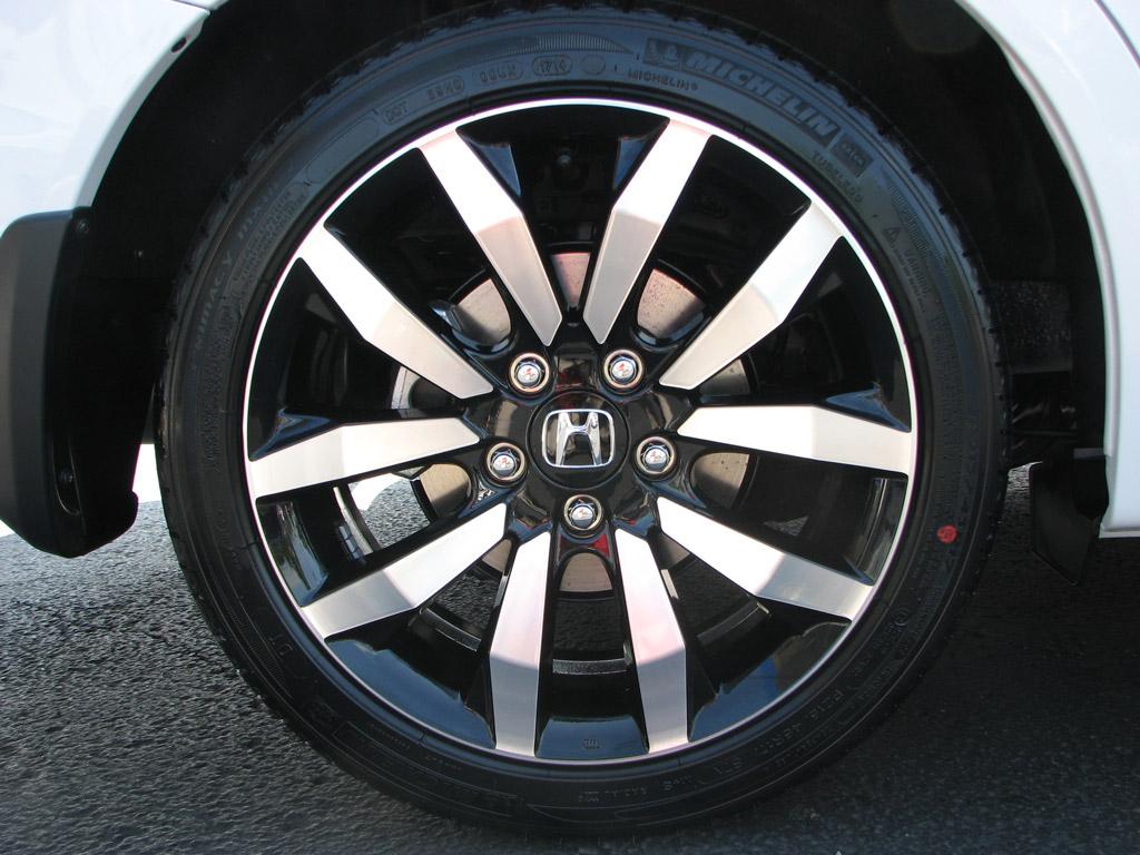 "Used Honda Hrv >> 2014-2015 Honda Civic 17"" Split Spoke Machined Alloy ..."