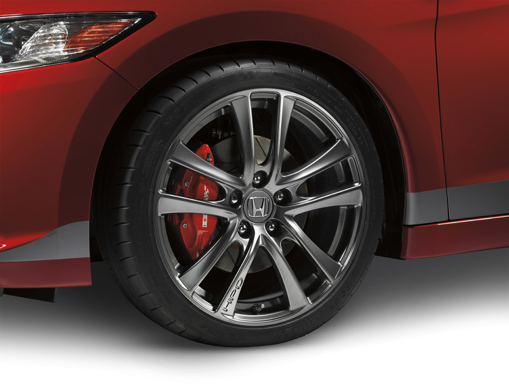 "Honda 18"" HPD Alloy Wheel (each) - 42706-F27S-A01"
