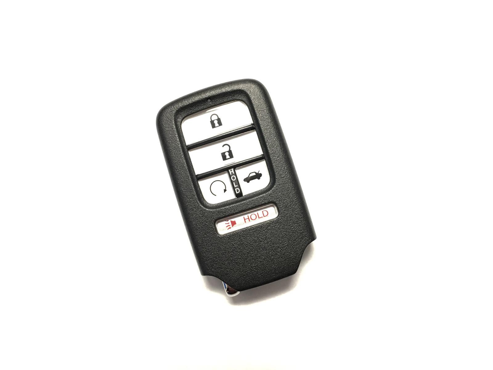 2018-2019 Honda Accord Sport Remote Start (1 5L Sport CVT) - 72147