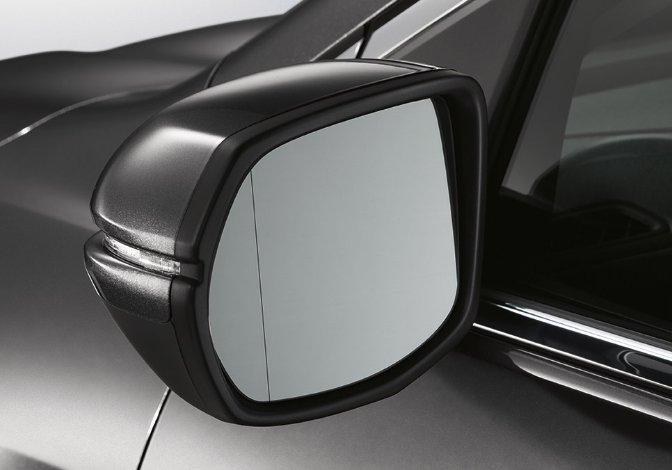 2017 2019 Honda Ridgeline Extended View Mirror 76254 Tg7
