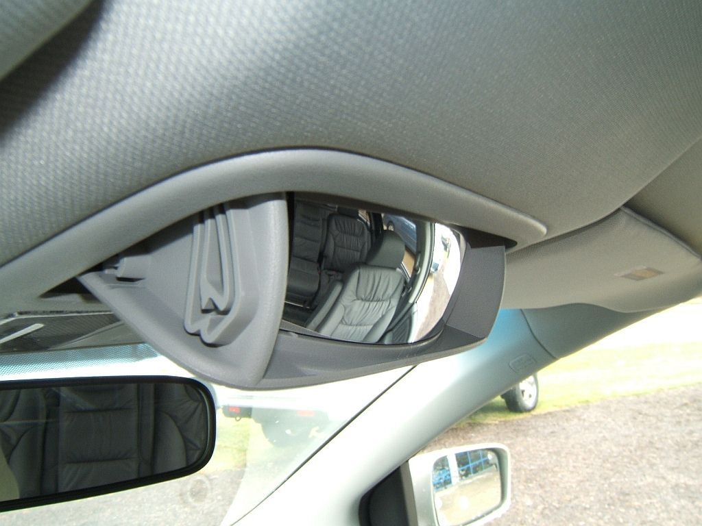 Honda Odyssey Colors >> 2006-2008 Honda Ridgeline Conversation Mirror Upgrade - 83250-SHJ