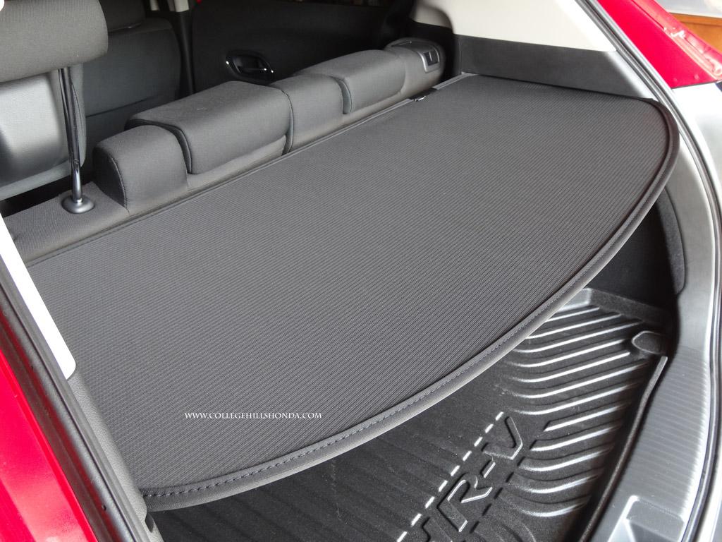 Hr V 2019 >> 2016-2019 Honda HR-V Cargo Cover - 84400-T7A-J01ZA