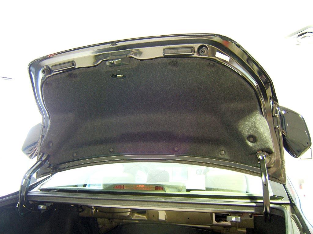 Honda Pilot Accessories >> 2012 Honda Civic 4dr Trunk Lid Insulator - 84620-TR0-KIT