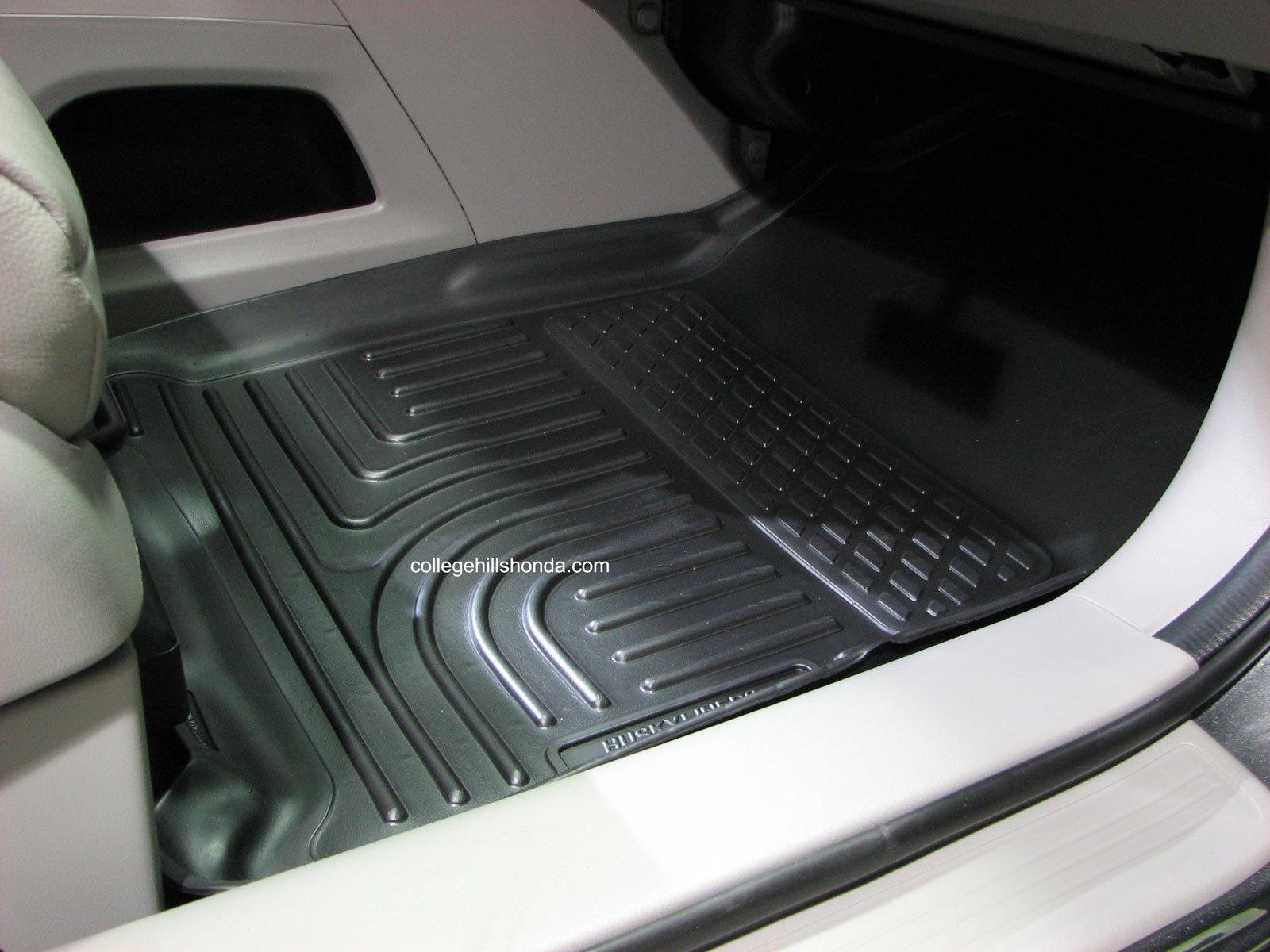 Honda CR V Husky WeatherBeater Floor Liners