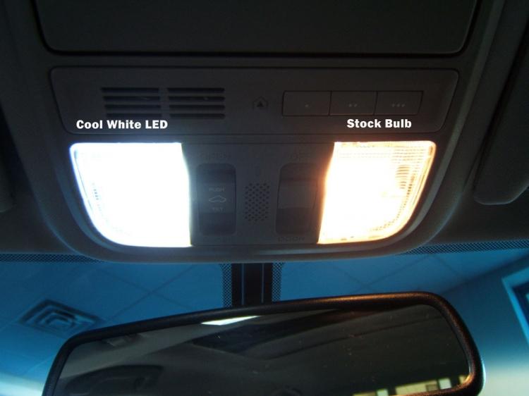 Cr-v Led Interior Lighting Kit