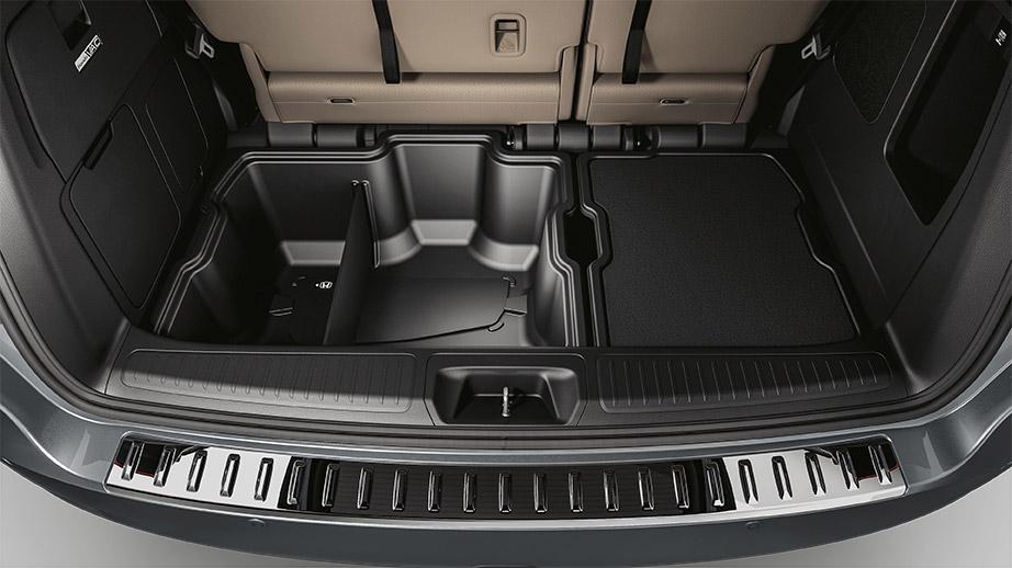 2018 2020 Honda Odyssey Cargo Bins 08u45 Thr 100
